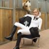"""Рубашка турнирная""""Lacey"""", QHP купить в интернет магазине конной амуниции"""
