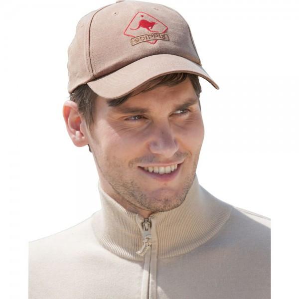 """Бейсболка""""Scippis Oilskin"""" купить в интернет магазине конной амуниции"""
