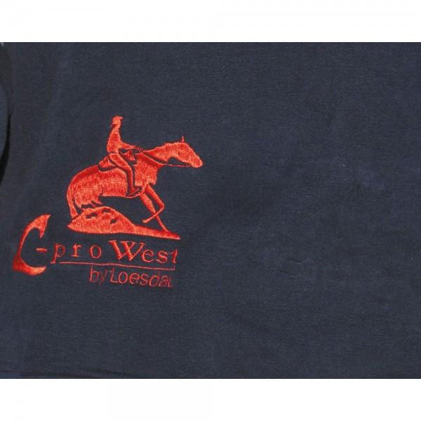Tолстовка L-ProWest купить в интернет магазине конной амуниции