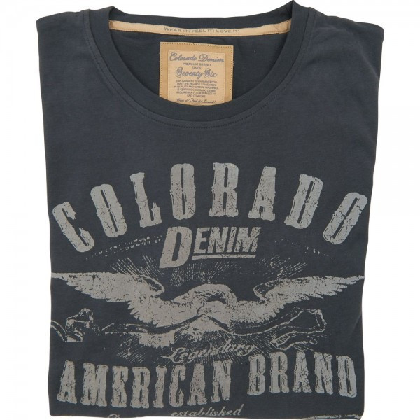 """Футболка мужская """"Enzo"""", Colorado купить в интернет магазине конной амуниции"""