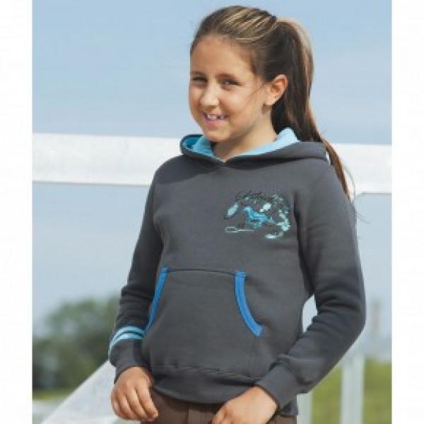 """Толстовка детская """"Pia"""", L-Kids купить в интернет магазине конной амуниции"""