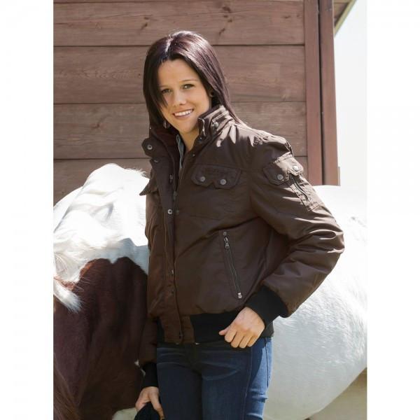 """Куртка конная, утепленная """"St. Moritz"""", Black-Forest купить в интернет магазине конной амуниции"""