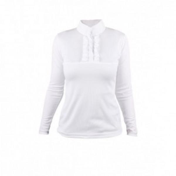 """Рубашка турнирная""""Lieke""""для взрослых, QHP купить в интернет магазине конной амуниции"""